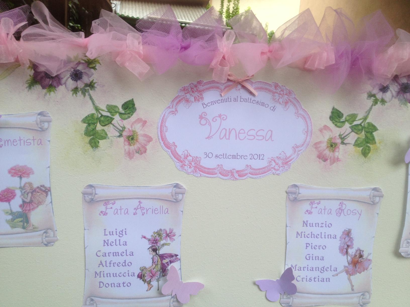 Top tableaux fiori-farfalle-fatine-comunione-battesimo-matrimonio  IQ58